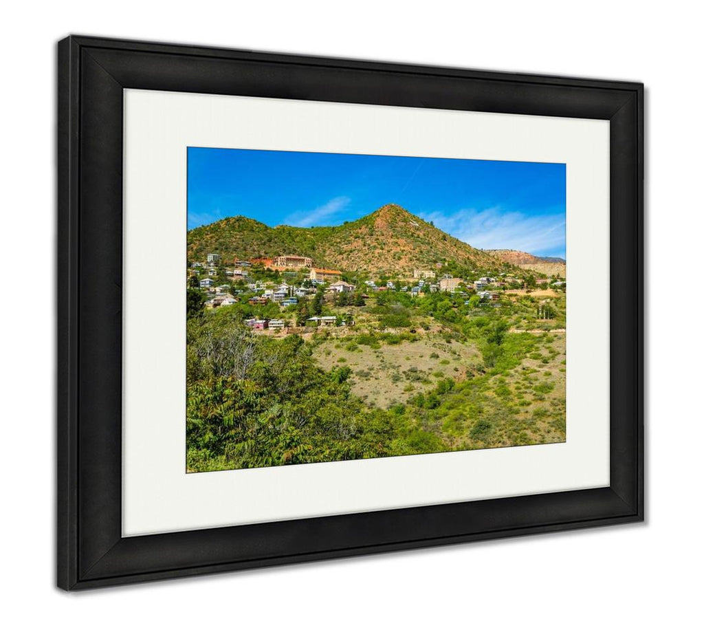 Jerome, Arizona - Framed Wall Art
