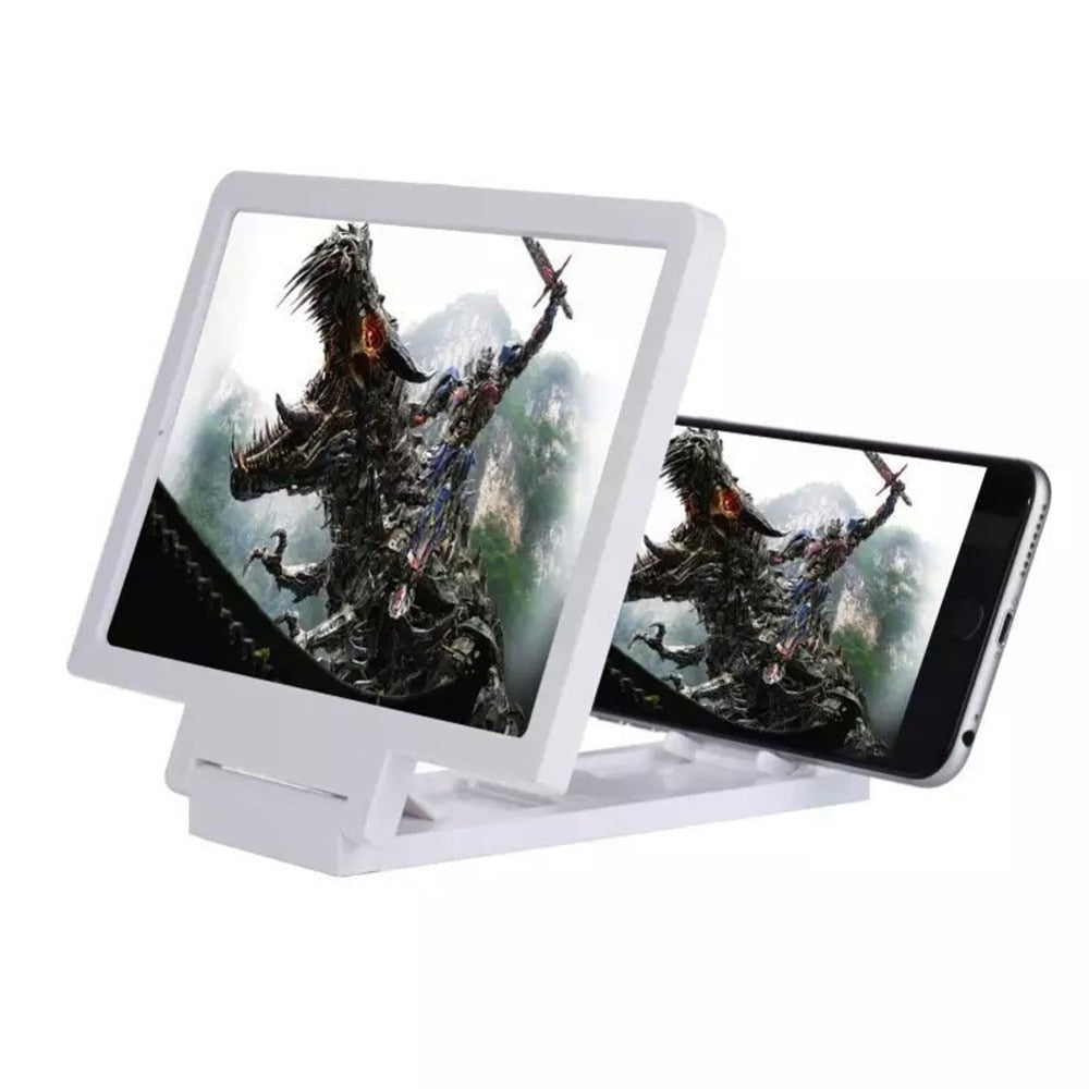 Smart Phone Screen Magnifier 3D style