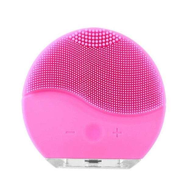 Face Cleaning Brush Electric Facial Cleanser