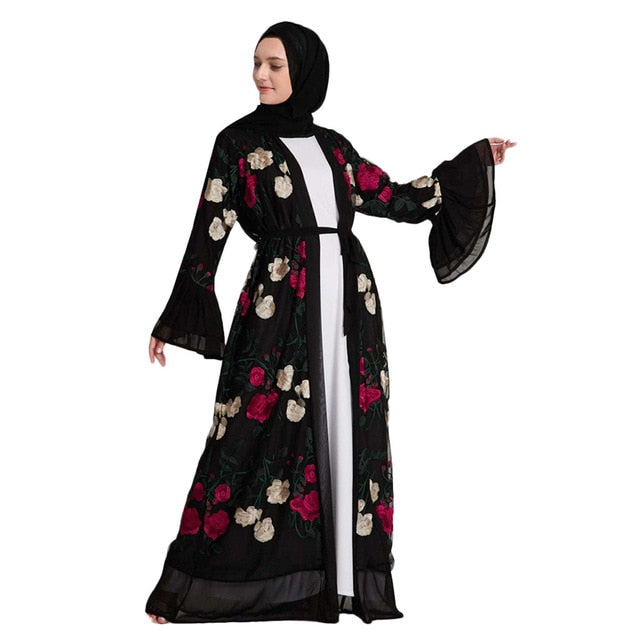 Muslim Party Dress kaftan moroccan style