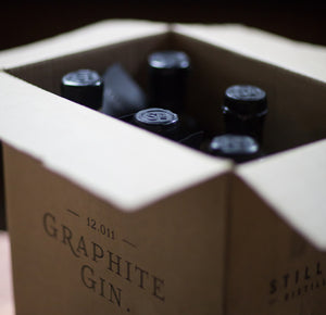 Case of Graphite Gin