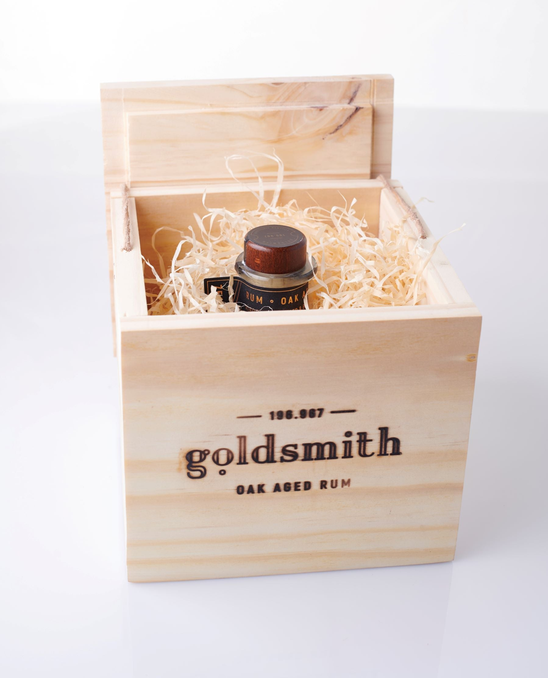 Goldsmith - Oak Aged Rum Gift Box