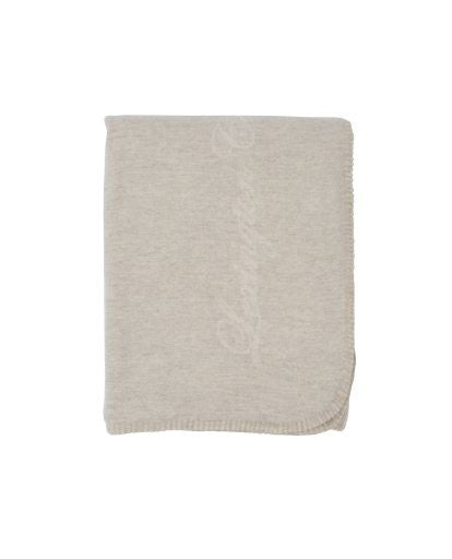 Lexington Decke Hotel Blanket white/beige