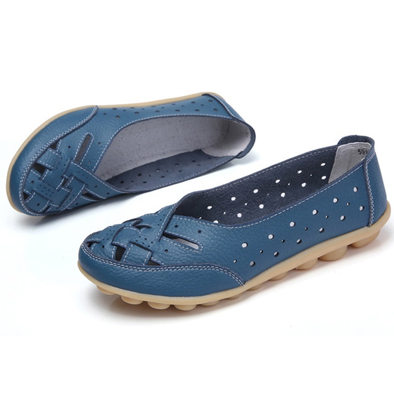 Comfy Slip-On Women's Moccasins