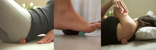 Perk Up Massage Balls - Travel Size