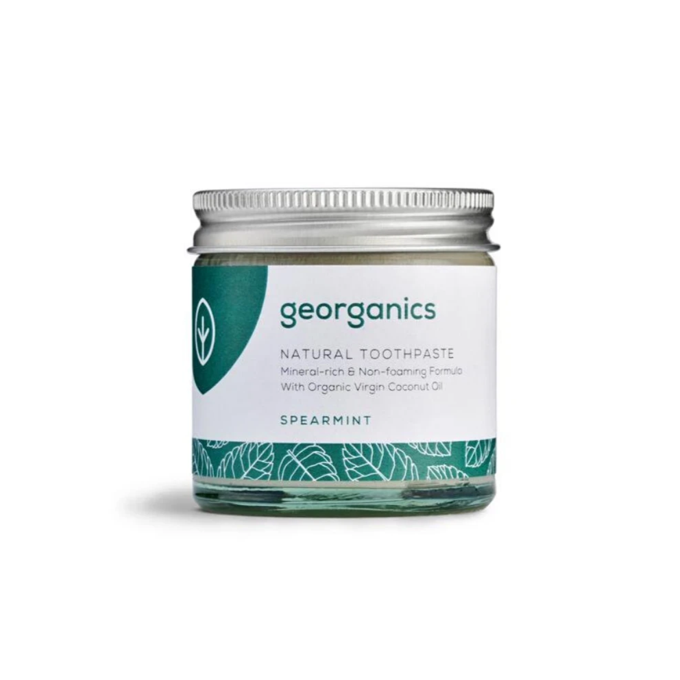 Sensitive Teeth Toothpaste - Spearmint Flavour by Georganics
