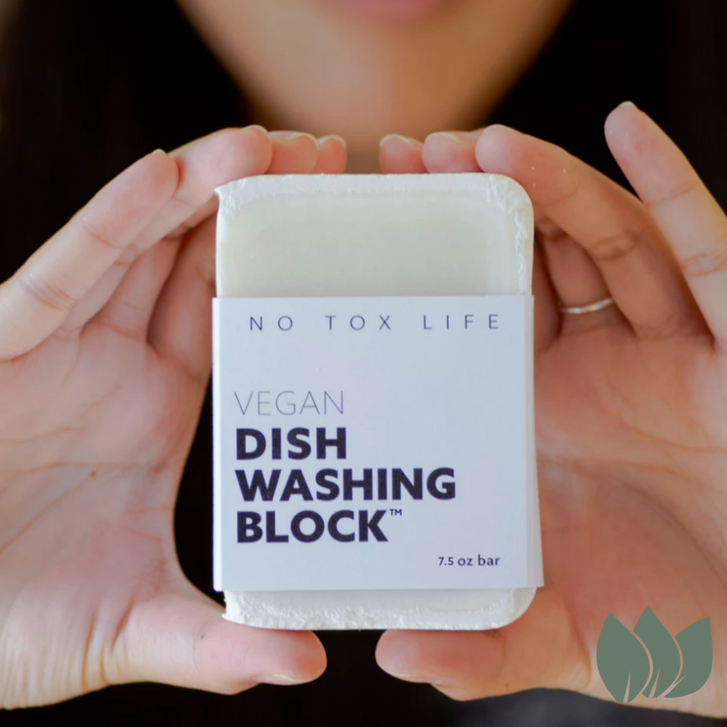 Dish Washing Block by No Tox Life
