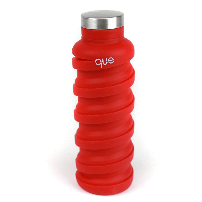 Collapsible Plastic-Free Water Bottle