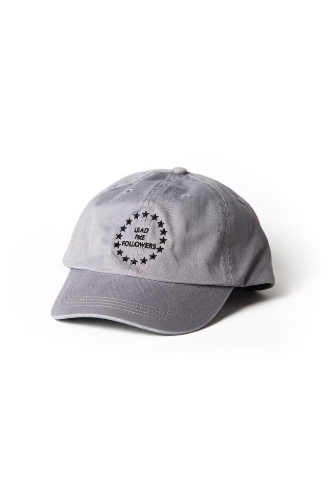 Freedom Dad Hat in Cool Grey/Black