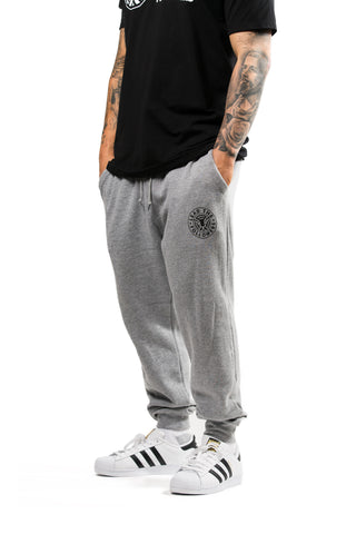 King of the Jungle Fleece Joggers in Heather