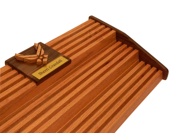 Challenge Coin: Wood Challenge Coin Holders
