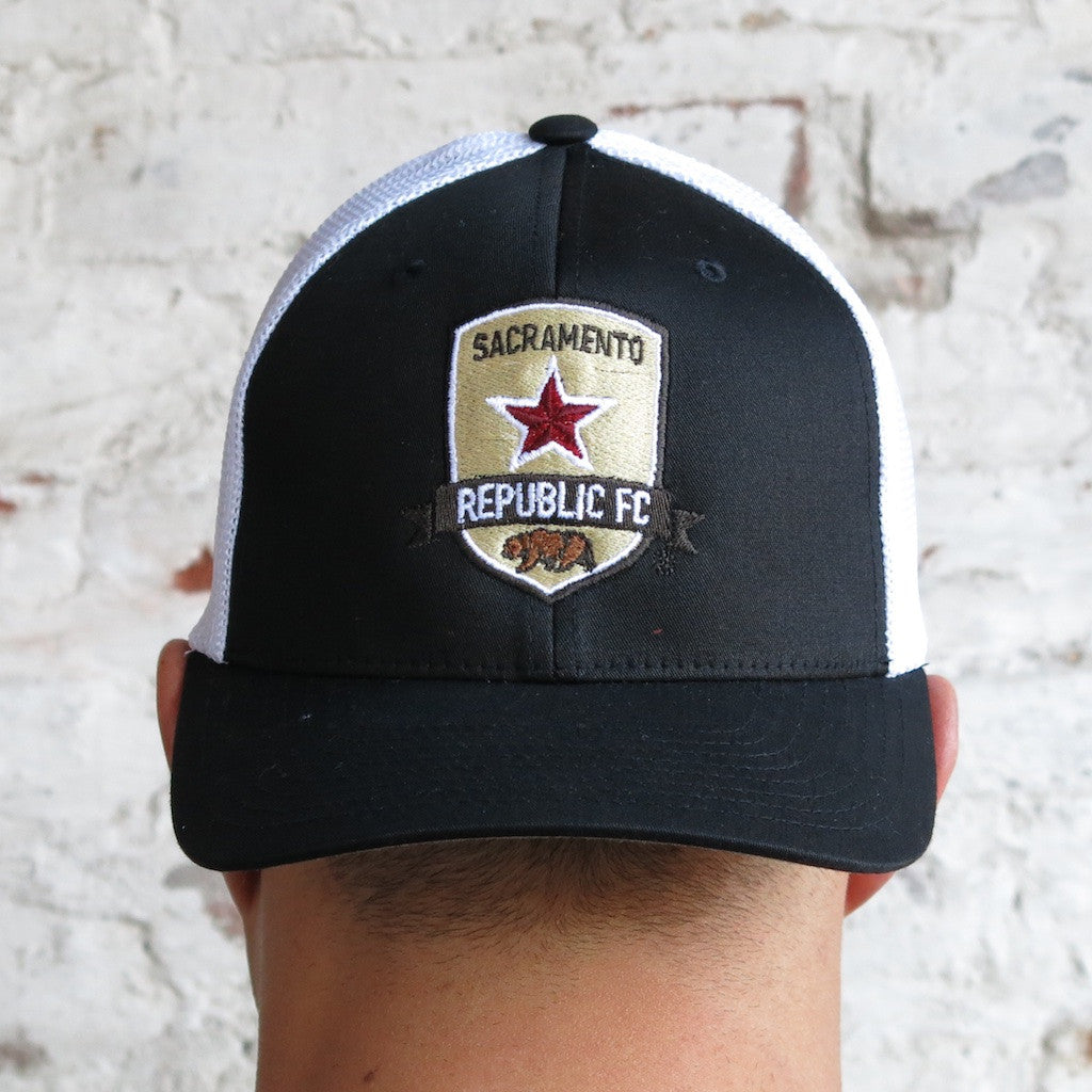 Fitted Trucker's Cap