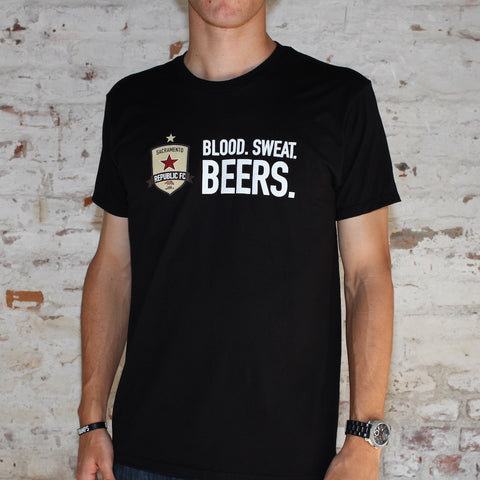 Men's Blood. Sweat. Beers. Tee