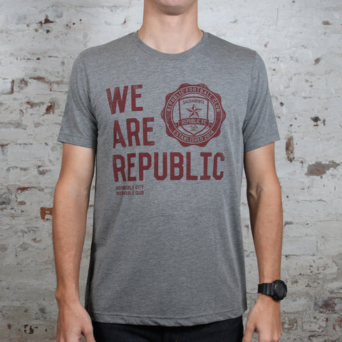 Men's Republic Seal Tee