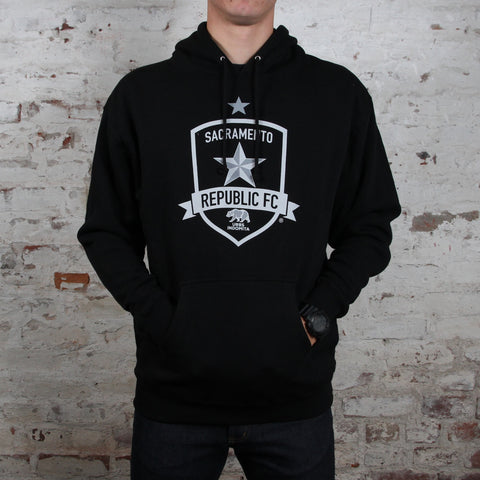 Adult Classic Black Champions Hoodie