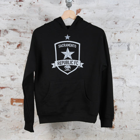 Youth Classic Black Champions Hoodie