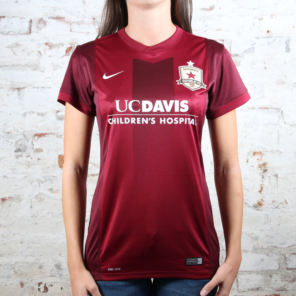 2016 Official Home Jersey for Women