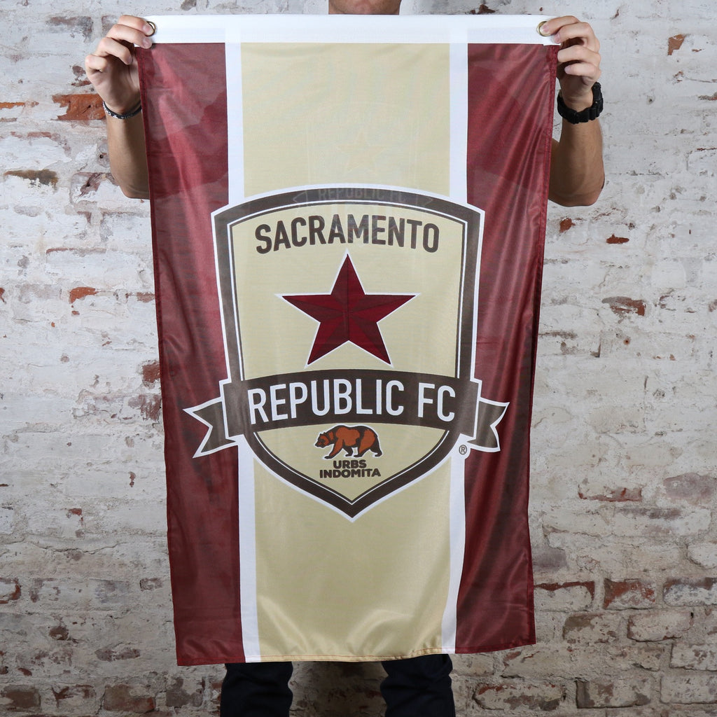 Republic FC 2' x 3' Flag
