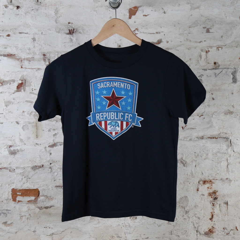 Youth Patriotic Crest Tee 2016