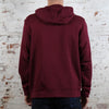 Adult Nike Team Club Fleece Hoodie in Deep Maroon
