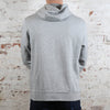 Adult Nike Team Club Fleece Hoodie in Heather Gray