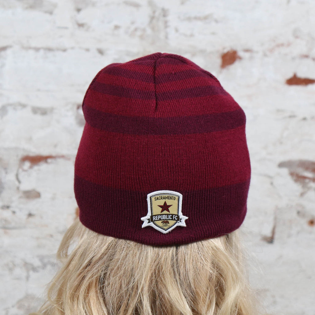 Flip Beanie by Official Brand