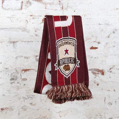 Sacramento Republic FC Team Scarf