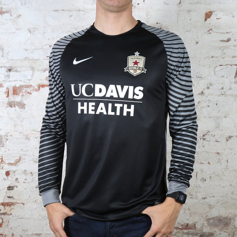Official Goalkeeper Jersey in Black