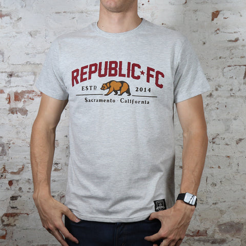 Men's Republic FC Tee by SDS