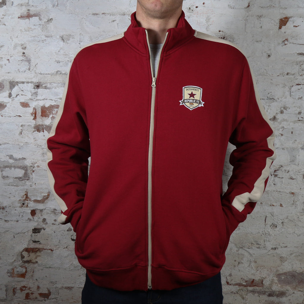 Adult Cotton Track Jacket by SDS