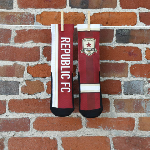 Republic FC Jersey Sock