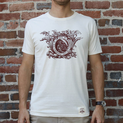 Men's Sacramento City Seal Tee