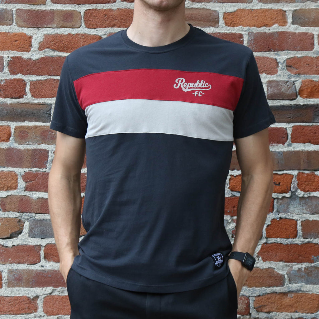 Men's Block SS Tee by SDS