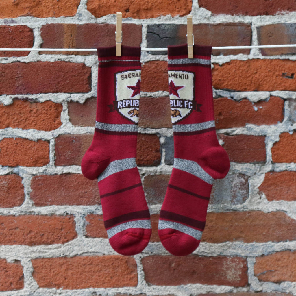 Republic FC Marbled Stripe