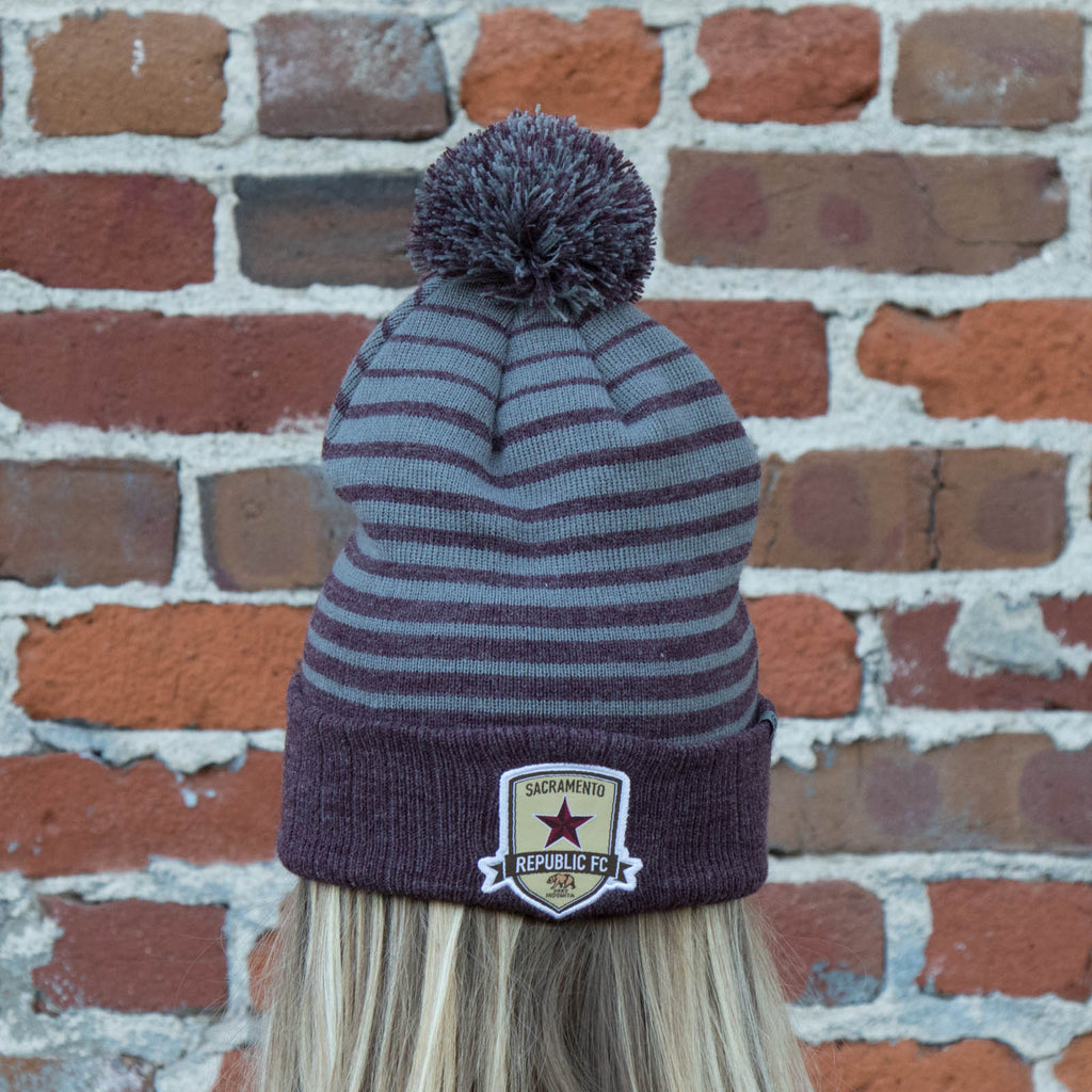 The Ritz Pom Beanie