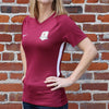 Women's 2018 Training Jersey in Team Maroon
