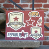 SRFC Deluxe Sticker Sheet