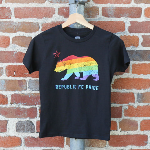 Youth Republic FC Pride Tee