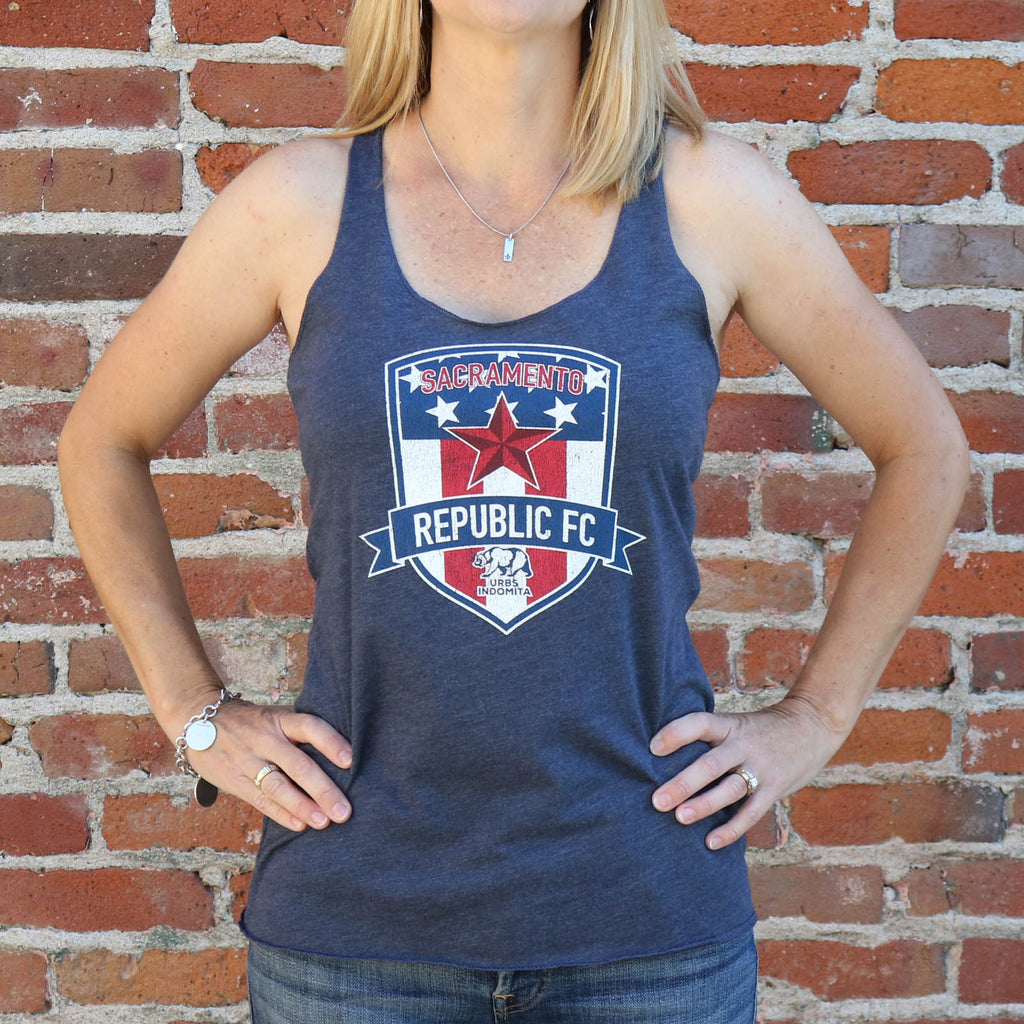 Women's Old Glory Patriotic Tank 2018
