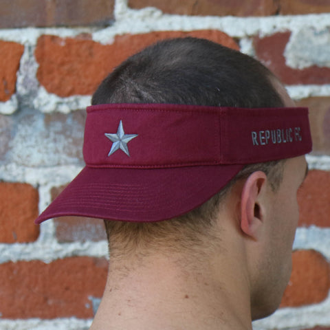 Old Glory Visor