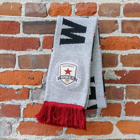 We Are Republic Scarf by SDS
