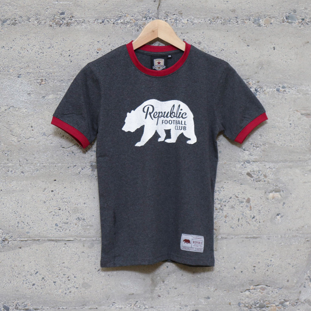 Youth Bear Ringer Tee by SDS