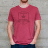 Men's Vintage Sketch Garment Dyed Tee