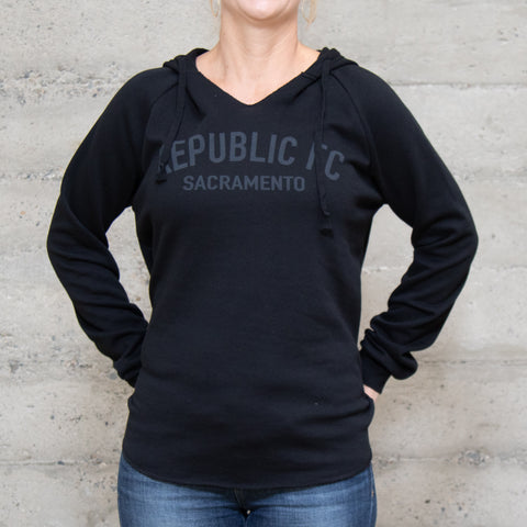 Women's Republic Arched Hoodie
