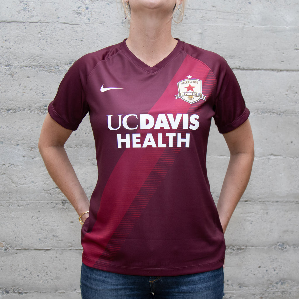 2019 Official Home Jersey for Women