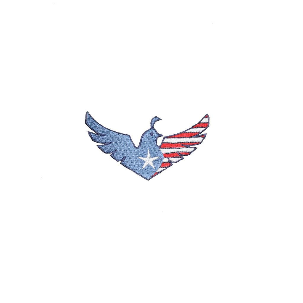 2019 Patriotic Quail Patch