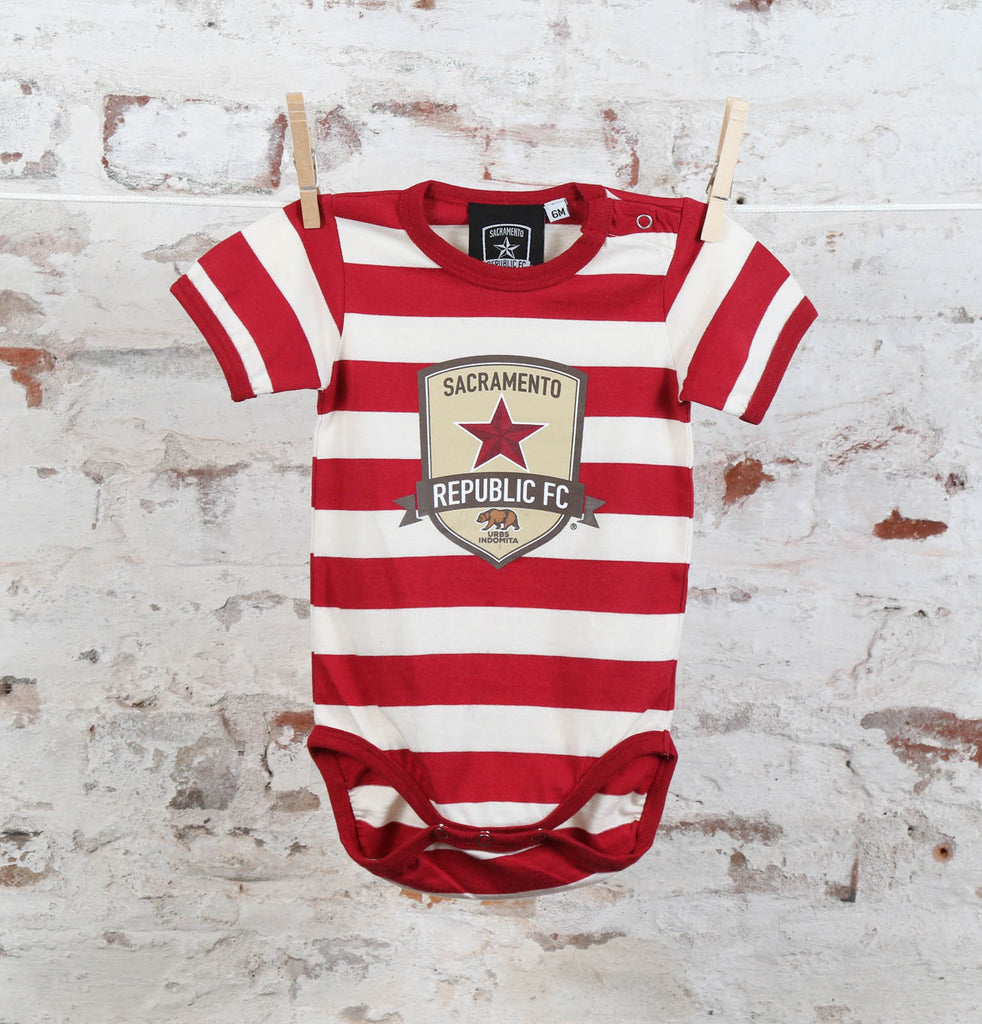 Infant Striped Onesie by SDS