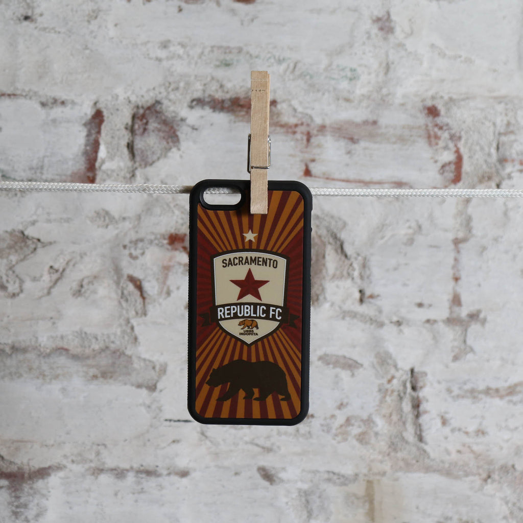 Republic FC Bear Phone Case