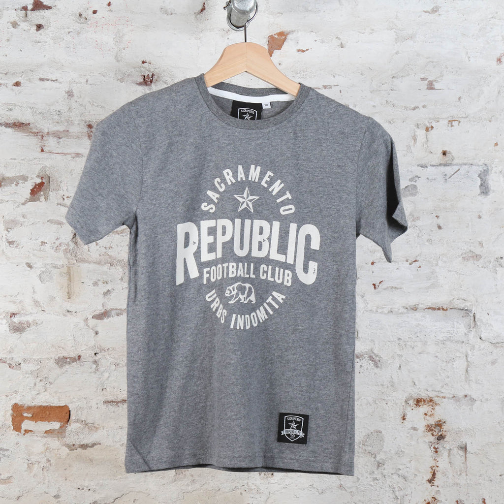 Youth Republic Football Club Tee by SDS