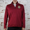 Men's Nike 1/2 Zip Top in Cardinal